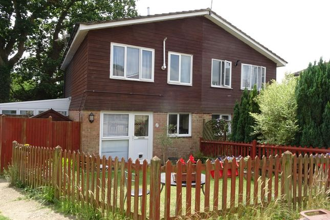 Thumbnail Property to rent in Wolfe Close, Crowborough