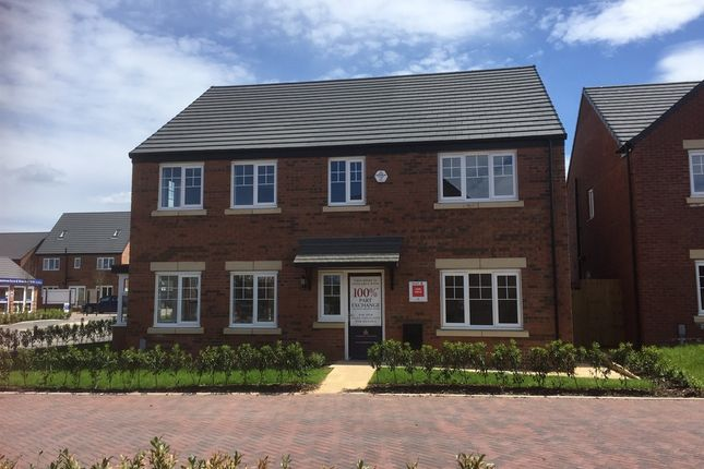 """Thumbnail Detached house for sale in """"Holborn"""" at Grange Drive, Carlisle"""