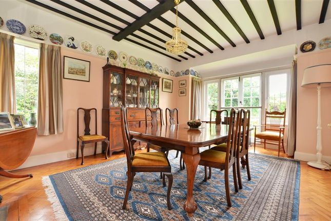 Thumbnail Detached house for sale in Smitham Downs Road, Purley, Surrey