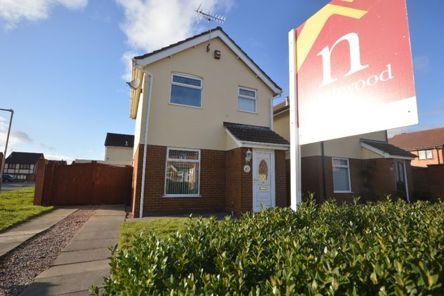 3 bed detached house to rent in Kestrel Drive, Crewe CW1