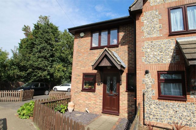 Thumbnail End terrace house to rent in Towncourt Lane, Petts Wood, Orpington, Kent