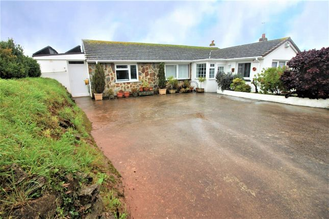 Thumbnail Detached bungalow for sale in Greenway Park, Galmpton, Brixham