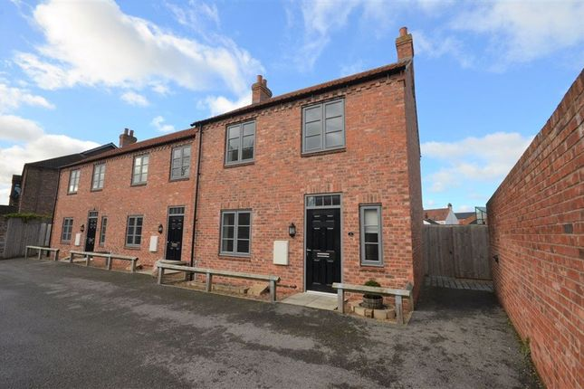 Terraced house to rent in Lady Smith Court, Selby