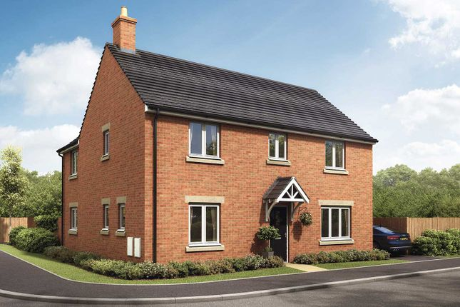 """Thumbnail Detached house for sale in """"The Kempthorne"""" at Oxleigh Way, Stoke Gifford, Bristol"""