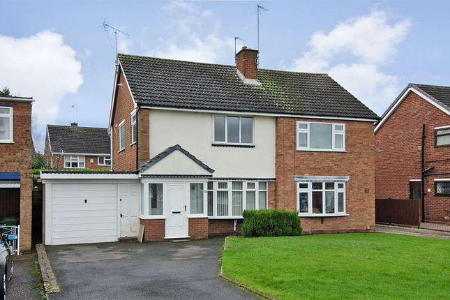3 bed semi-detached house for sale in Grovelands Crescent, Wolverhampton
