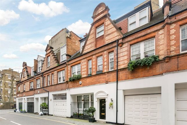 Thumbnail Terraced house for sale in Holbein Mews, London
