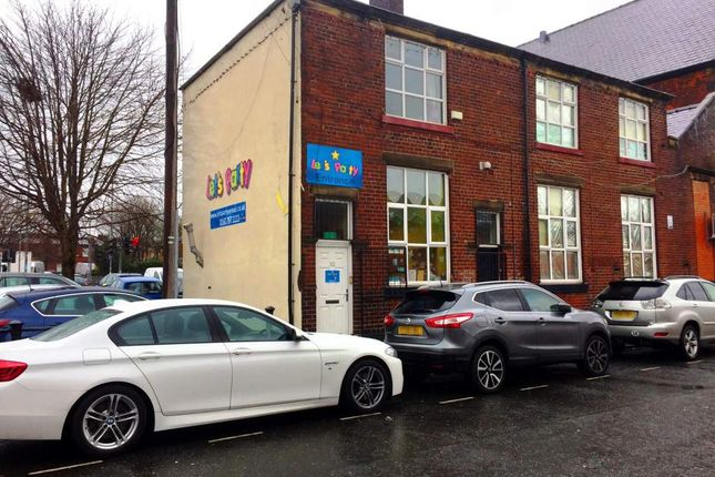 Thumbnail Leisure/hospitality for sale in Bury BL9, UK