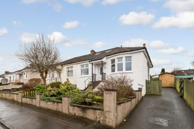 Thumbnail Bungalow for sale in Coldstream Drive, Rutherglen, Glasgow, South Lanarkshire