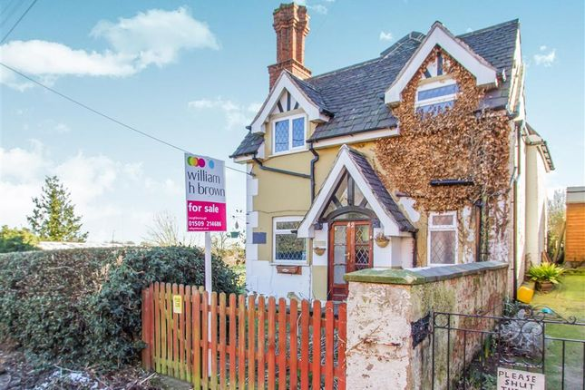 Thumbnail Detached house for sale in Main Street, Woodthorpe, Loughborough