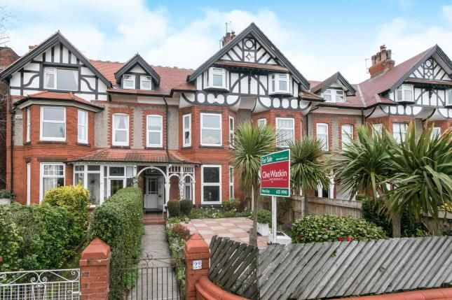 Thumbnail Terraced house for sale in Victoria Drive, West Kirby, Wirral