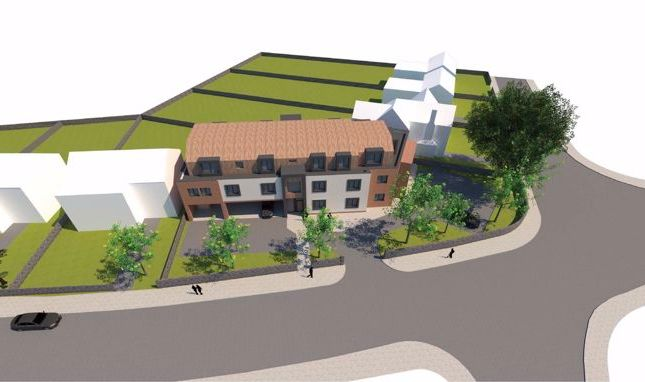 2 bed flat for sale in Whitehall Road, Rhos On Sea, Colwyn Bay LL28