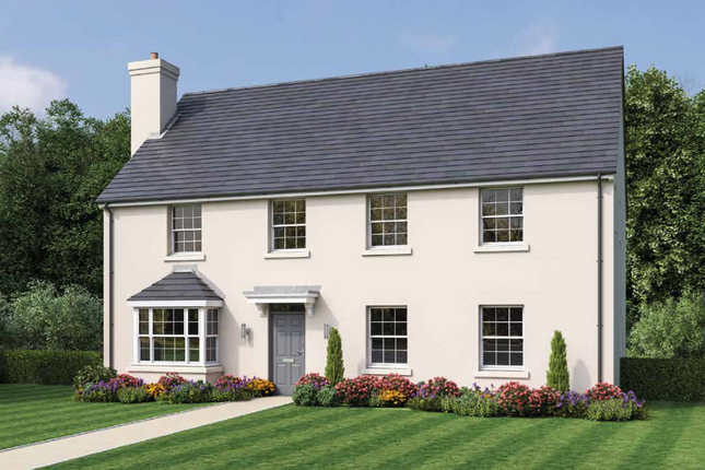 Thumbnail Detached house for sale in The Llanfair, The Green, Llangenny Lane, Crickhowell