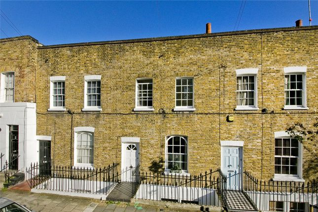Thumbnail Terraced house for sale in Frome Street, Islington