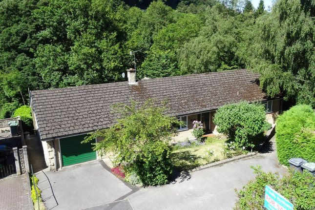 Thumbnail Detached bungalow for sale in Ashley Close, Tansley, Derbyshire