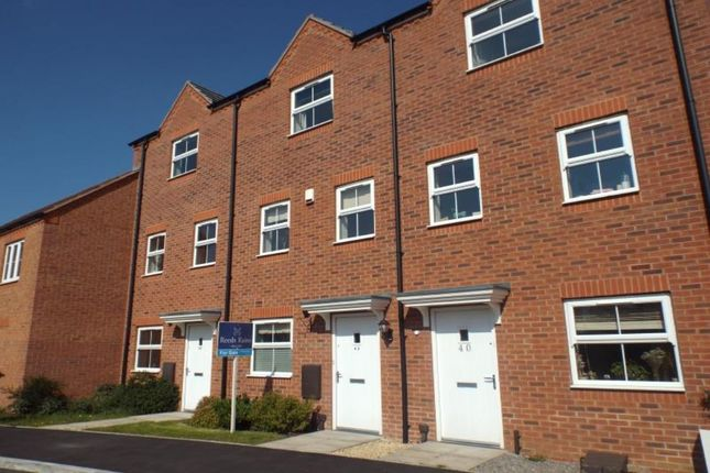 Thumbnail Terraced house to rent in Cornflower Drive, Evesham