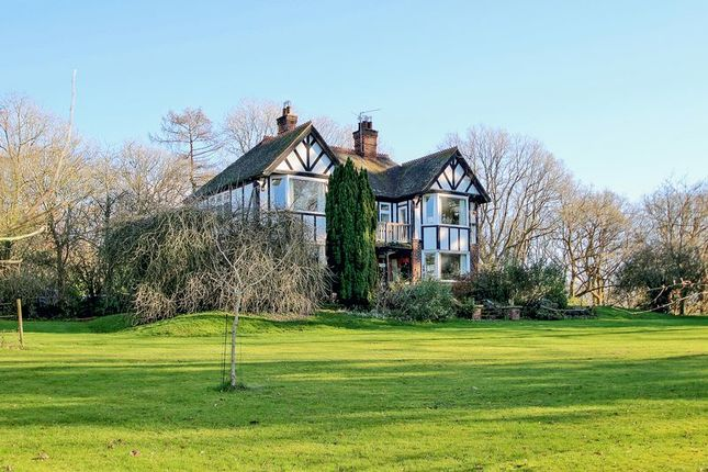 Thumbnail Detached house for sale in Wanborough Lane, Cranleigh