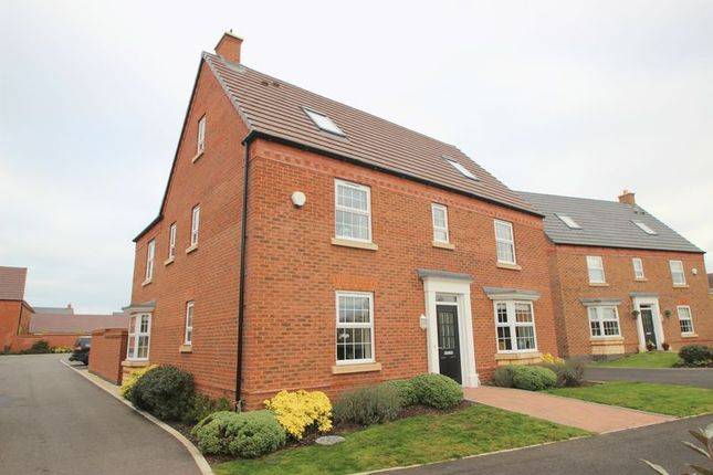 Thumbnail Detached house for sale in Herdwick Drive, Honeybourne, Evesham