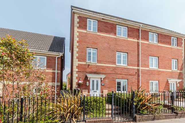 Thumbnail Semi-detached house for sale in 390 Caerphilly Road, Llanishen, Cardiff