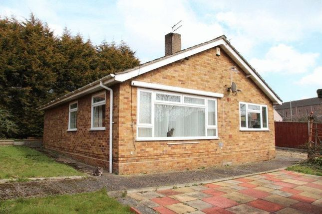 Thumbnail Detached bungalow for sale in Tillett Road East, Norwich