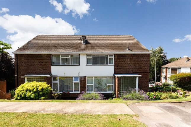 Thumbnail Maisonette for sale in Top House Rise, Chingford, London