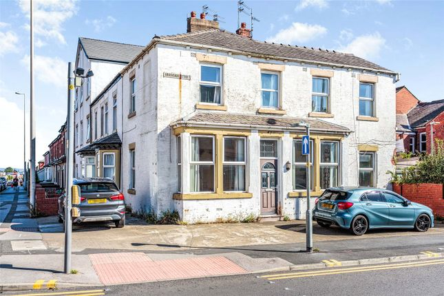 3 bed property for sale in Grosvenor Street, Blackpool, Lancashire FY1