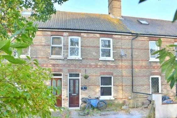 Thumbnail Terraced house for sale in Barbers Piles, Poole Quay, Poole