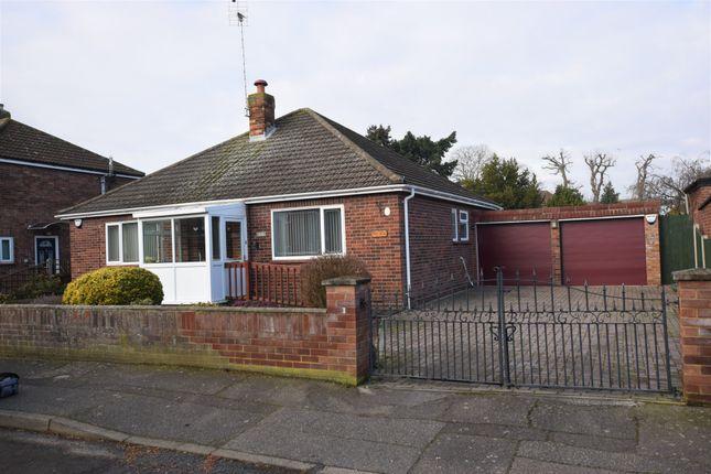 Thumbnail Detached bungalow for sale in Ash Grove, Blackheath, Colchester