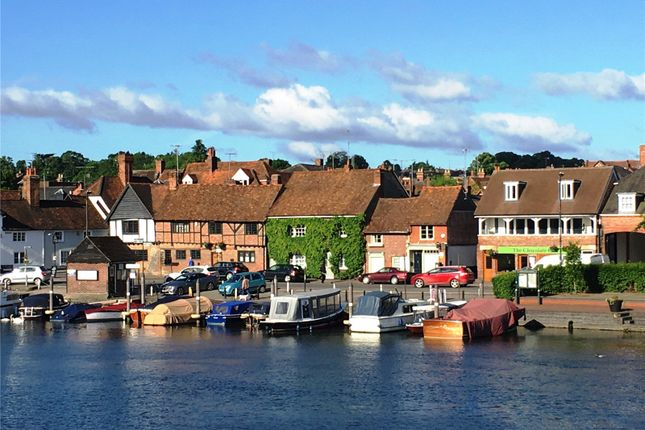 Thumbnail Terraced house for sale in Thameside, Henley-On-Thames, Oxfordshire