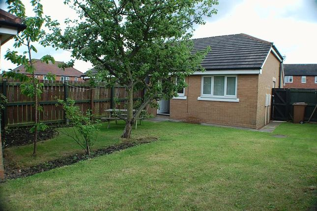 Thumbnail Semi-detached bungalow to rent in Elgin Avenue, Wallsend