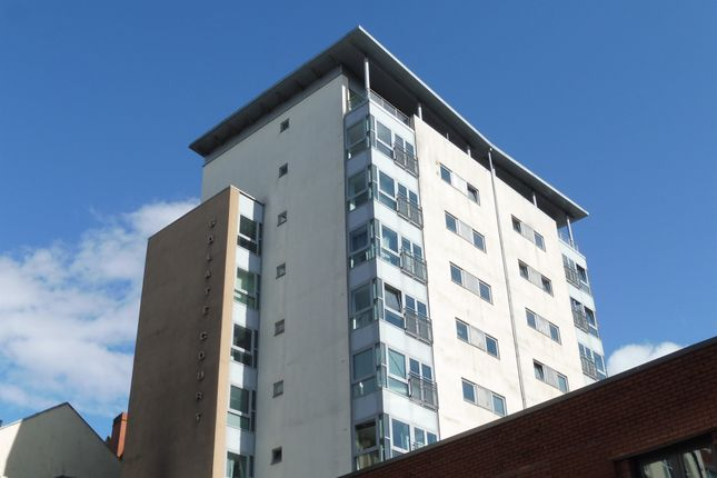 1 bed flat for sale in Golate Street, Cardiff