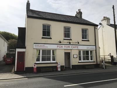 Restaurant/cafe for sale in Fox Tor Cafe, 2 Two Bridges Road, Princetown, Devon