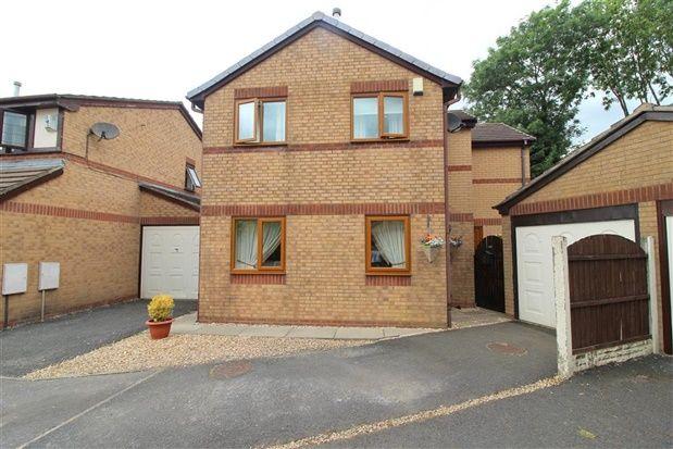 Thumbnail Property for sale in Fieldside Close, Preston