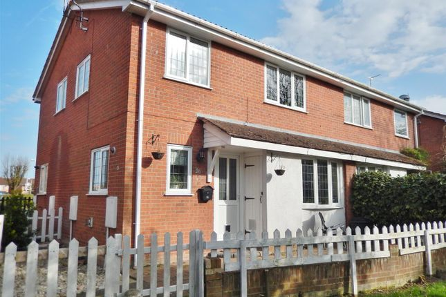 Thumbnail End terrace house to rent in Archery Fields, Clacton-On-Sea