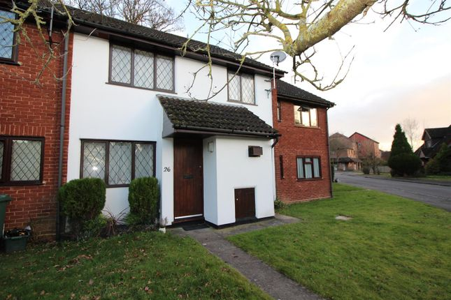 2 bed terraced house for sale in Mongers Piece, Chineham, Basingstoke