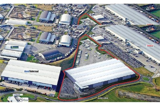 Thumbnail Industrial to let in Nucleus, Fradley Park, Halifax Avenue, Fradley, Lichfield, Staffordshire
