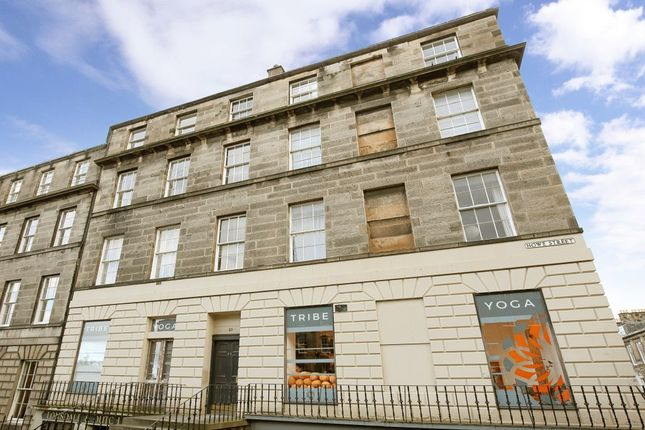 Thumbnail Flat for sale in 23 (3F1), Howe Street, Edinburgh