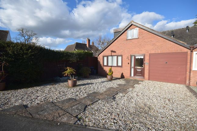 Thumbnail Semi-detached bungalow for sale in Garrick Way, Stratford-Upon-Avon