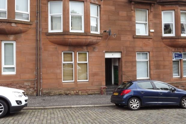 Thumbnail Flat to rent in Armadale Place, Greenock