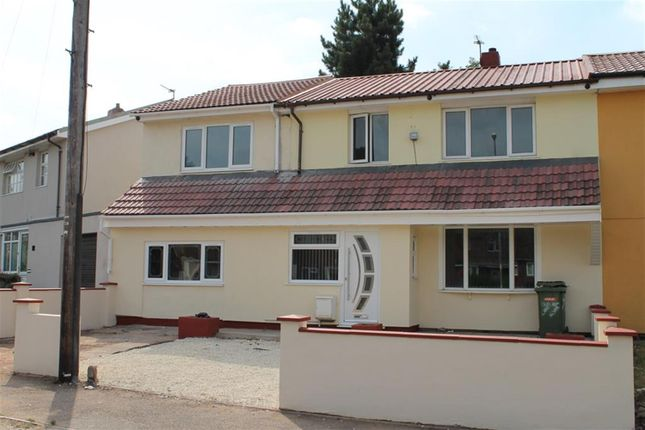 5 bed terraced house to rent in Severn Road, Bloxwich, Walsall WS3