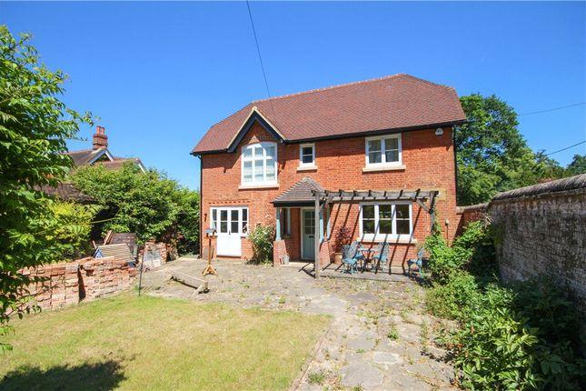 Thumbnail Detached house for sale in Church Lane, Ewshot, Farnham