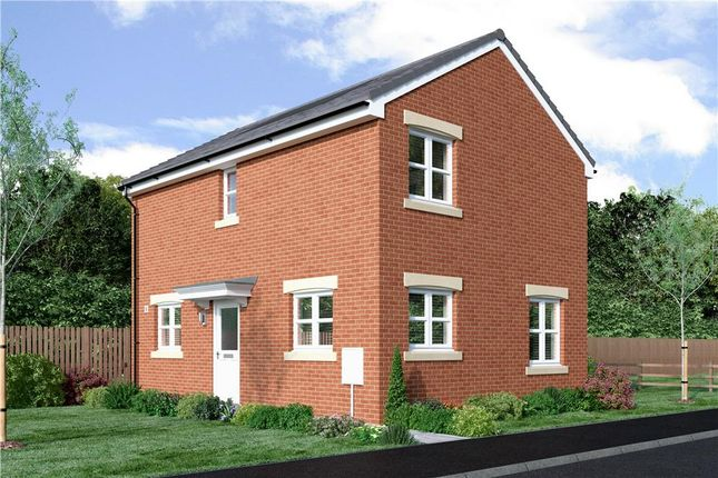 "Thumbnail Semi-detached house for sale in ""Crawford Semi"" at Leander Crescent, Bellshill"