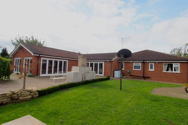 Thumbnail Detached bungalow for sale in Low Common, Deopham, Wymondham
