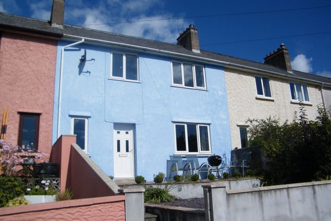 Thumbnail Terraced house to rent in Flushing, Falmouth, Cornwall