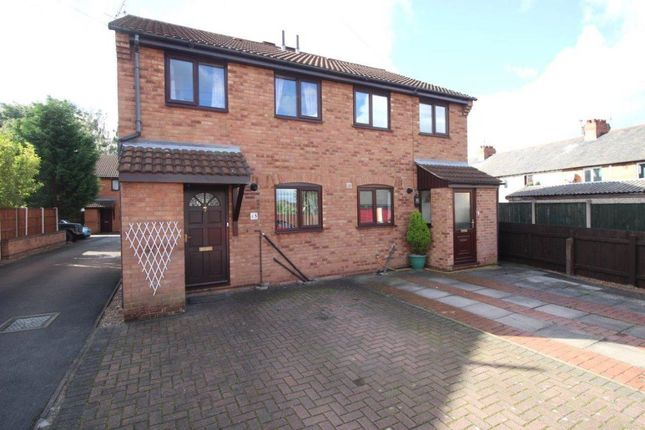Thumbnail Semi-detached house to rent in Warren Avenue, Stapleford, Nottingham