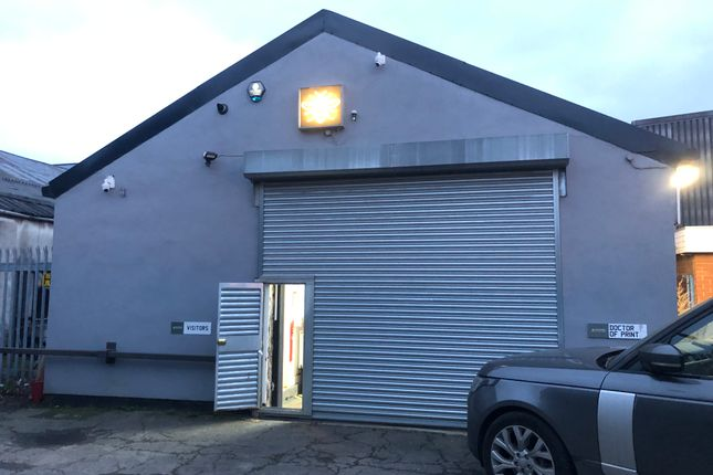 Warehouse for sale in Praed Road - Unit 2, The Hive, Trafford Park