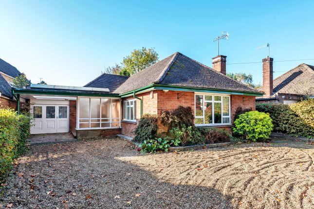 Thumbnail Detached bungalow for sale in Blackbridge Road, Hook Heath, Woking