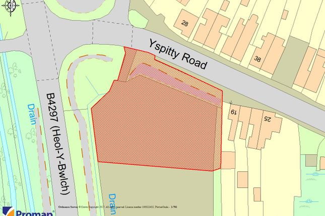 Thumbnail Land for sale in Yspitty Road, Bynea, Llanelli