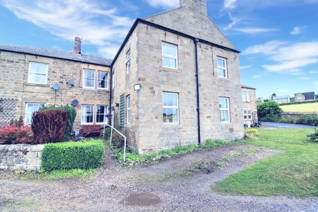 2 bed flat for sale in Crossgate Cottages, Fourstones, Hexham NE47