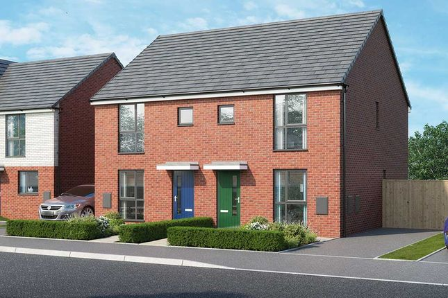 "3 bed property for sale in ""The Meadowsweet"" at Goscote Lane, Bloxwich, Walsall WS3"