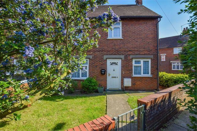 Thumbnail End terrace house for sale in De Burgh Road, Colchester, Essex